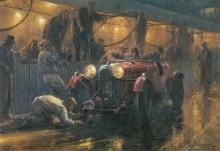 Lagonda Le Mans - Фернли, Алан