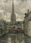 Церковь, Онфлер, 1914 - Сиданэ, Анри Эжен Огюстен Ле