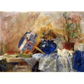 Натюрморт в вазе, 1889 - Энсор, Джеймс