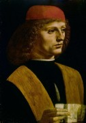 Портрет музыканта - Винчи, Леонардо да