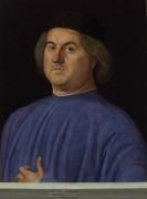 Мужской портрет - Виварини, Альвизе