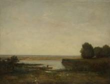 Река - Руссо, Теодор