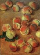 Персики - Моне, Клод