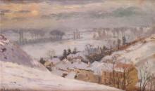 Снег в Эрбле - Лебург, Альберт