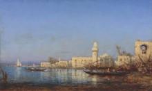 Пейзаж в Триполи -  Зим, Феликс