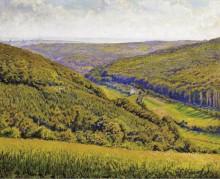 Пейзаж, 1932 - Кариот, Густав