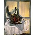 Бычья голова - Пикассо, Пабло