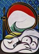 Зеркало - Пикассо, Пабло