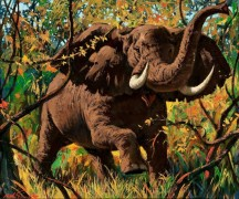 Разъяренный слон - Сарноф, Артур