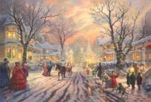 Викторианская рождественская сказка - Кинкейд, Томас
