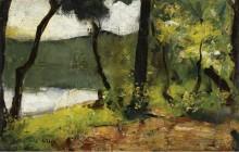 Озеро  Марка Бранденбурга, 1910-20 - Ури, Лессер