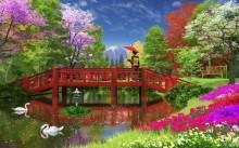 Озеро Фудзи