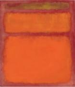 Оранжевый, красный, жёлтый - Ротко, Марк