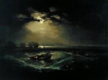 Рыбаки в море - Тернер, Джозеф Мэллорд Уильям