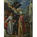 Подготовка Святого Лаврентия для мученичества - Эльсхаймер, Адам