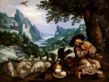 Святой Венделин - Брейгель, Ян (Старший)