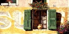 Окно - Борелли, Гвидо (20 век)