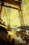Морская живопись - Доусон, Монтегю