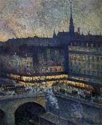 Сент-Шапель. Париж. 1902 - Люс, Максимильен