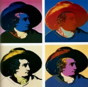 Гёте (Goethe), 1982 - Уорхол, Энди
