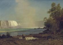 Ниагарский водопад - Бирштадт, Альберт