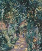 Сад в Пончарра, 1901 - Гийомен, Арманд