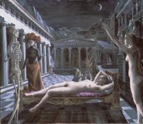 Спящая Венера - Дельво, Поль