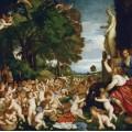 Праздник Венеры - Тициан Вечеллио