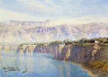 Пейзаж близ Сорренто - Бретт, Джон