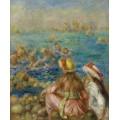 Купальщицы, 1892 - Ренуар, Пьер Огюст