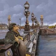 Мост Александра III, Париж - Борелли, Гвидо (20 век)