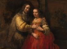 Еврейская невеста - Рембрандт, Харменс ван Рейн