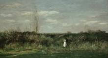 Весна - Добиньи, Шарль-Франсуа
