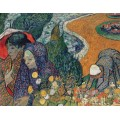 Воспоминание о саде в Эттене  (Memory of the Garden at Etten (Ladies of Arles), 1888 - Гог, Винсент ван