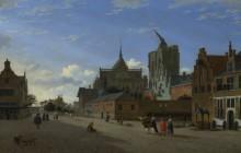 Вид в Кельне - Хейден, Ян ван де