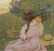 Воскресный пикник - Шарп, Доротея
