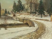 Белый дом, 1909 -  Редфилд, Эдвард Уиллис