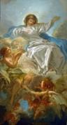 Вознесение Девы Марии - Буше, Франсуа