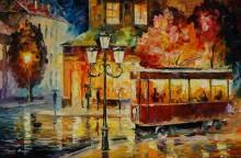 Последний трамвай - Афремов, Леонид (20 век)