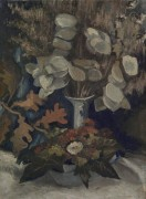 Ваза с лунником (Vase with Lunaria), 1884 - Гог, Винсент ван