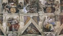Пророки и сивиллы - Микеланджело Буонарроти