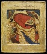 Огненное восхождение пророка Илии (XVII век)
