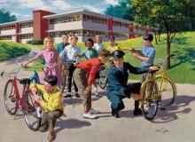 Велосипедная безопасность - Сарноф, Артур