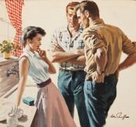 Флирт на кухне - Сарноф, Артур