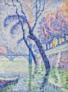 Мост искусств в Париже - Синьяк, Поль