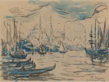 Константинополь, 1907 - Синьяк, Поль