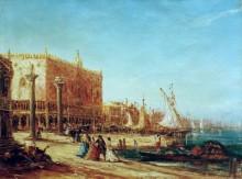 Дворец дожей, Венеция -  Зим, Феликс