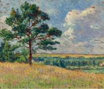 Пейзаж близ Меревиля, 1905 - Люс, Максимильен