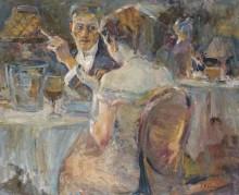 Вечер в парижском кафе - Павль, Эли Анатоль