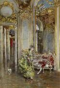 Друг маркиза, 1875 - Болдини, Джованни